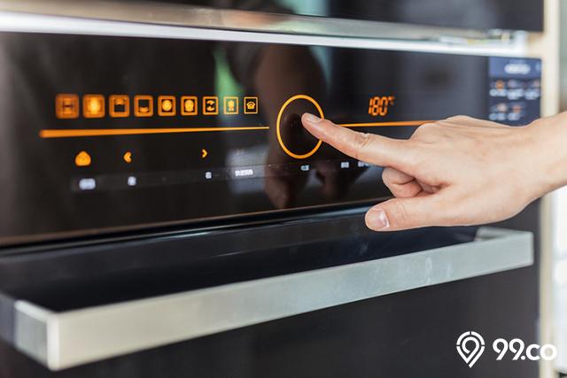 cara menggunakan oven