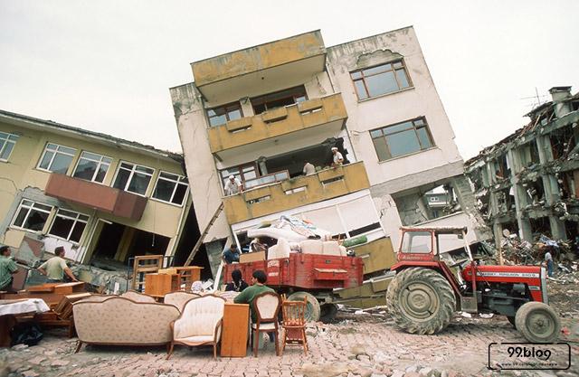 cara menghadapi gempa bumi