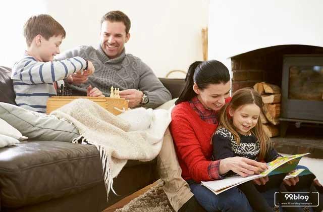 cara menghangatkan rumah