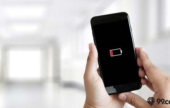 cara menghemat baterai hp