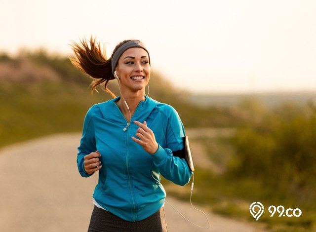 cara menghilangkan bau badan berolahraga