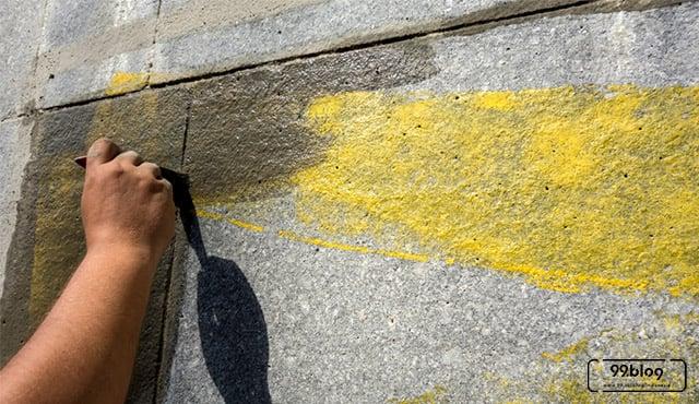 cara menghilangkan cat
