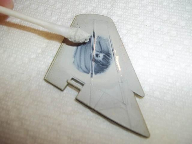 cara menghilangkan cat dari kain