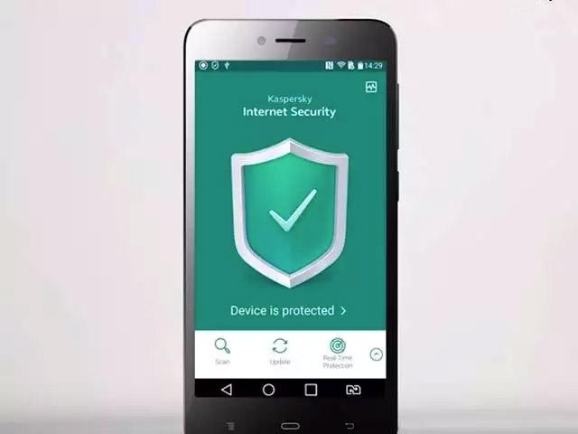 antivirus hp android