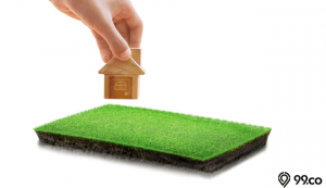 cara menghitung luas tanah rumah