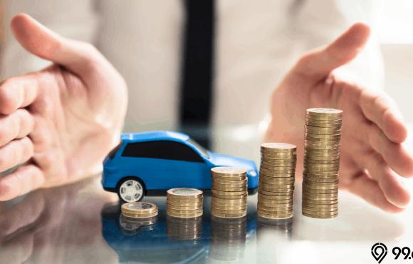 cara menghitung pajak progresif mobil