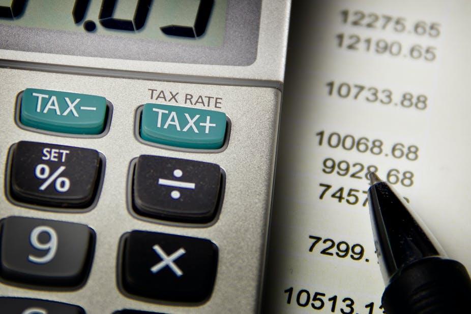 cara menghitung pajak
