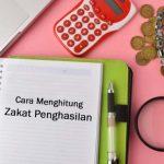 cara menghitung zakat penghasilan