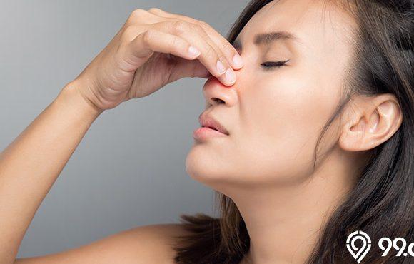cara mengobati hidung tersumbat