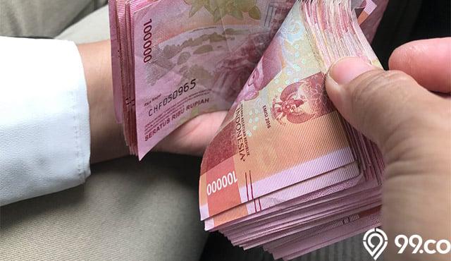cara mengumpulkan uang 50 juta