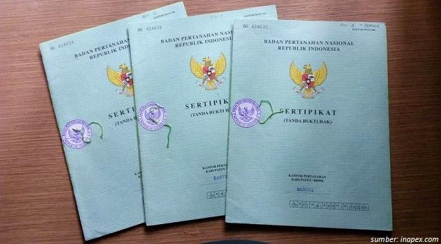 cara mengurus sertifikat tanah gratis