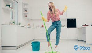 cara menjaga kebersihan rumah