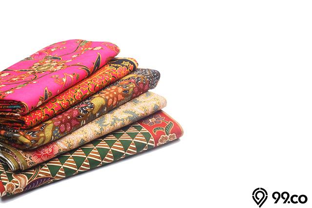 cara merawat baju batik