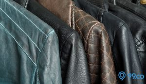 cara merawat jaket kulit