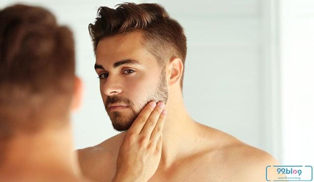 cara merawat wajah pria