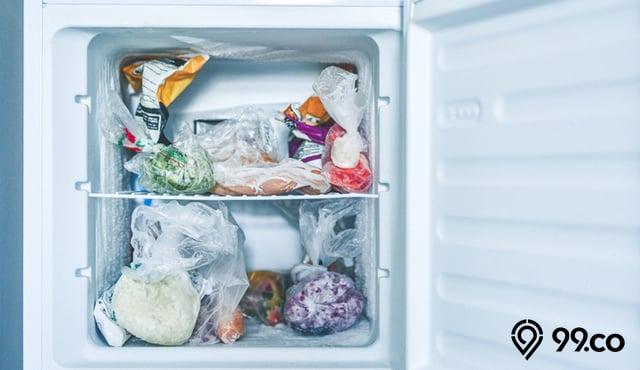 cara perawatan freezer