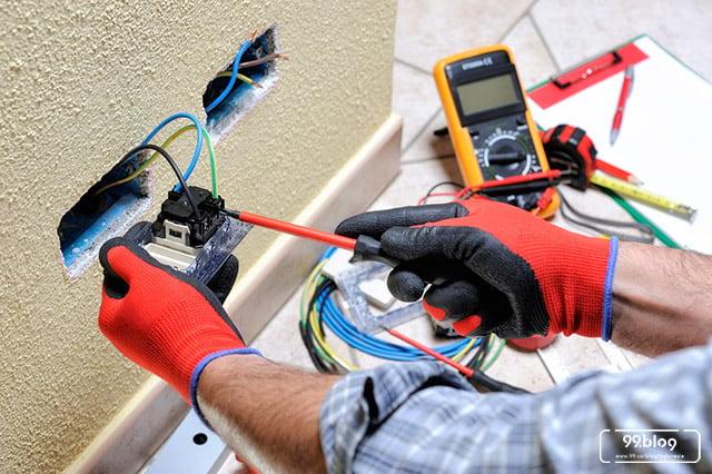 cara periksa instalasi listrik rumah