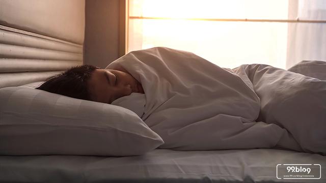 cara tidur cepat