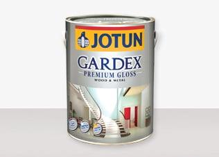 cat Jotun Gardex Premium Gloss