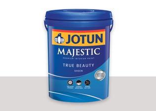 cat Jotun Majestic True Beauty Sheen and Matt