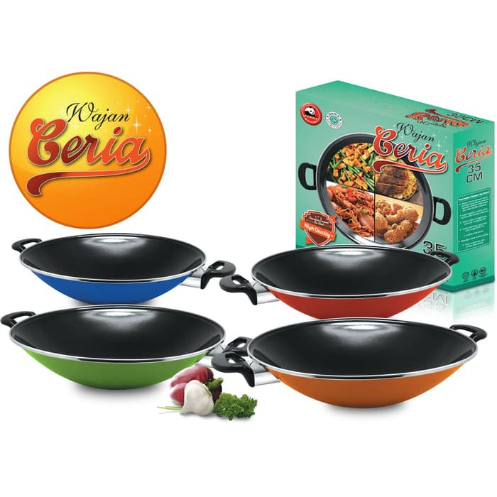 series ceria wok maspion