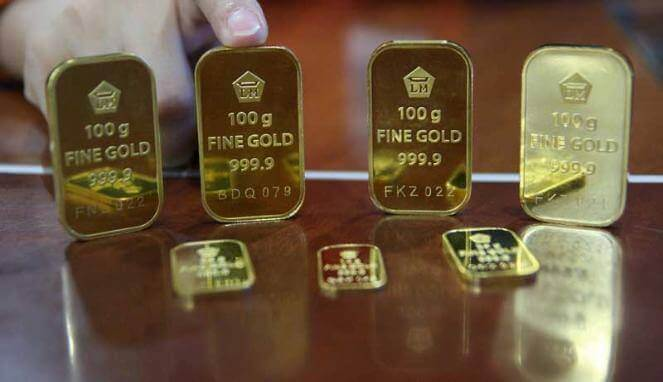 cetak emas pegadaian