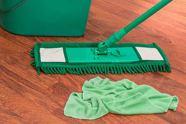ciri rumah bersih