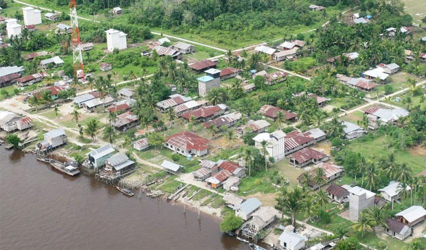 Desa Teluk Meranti