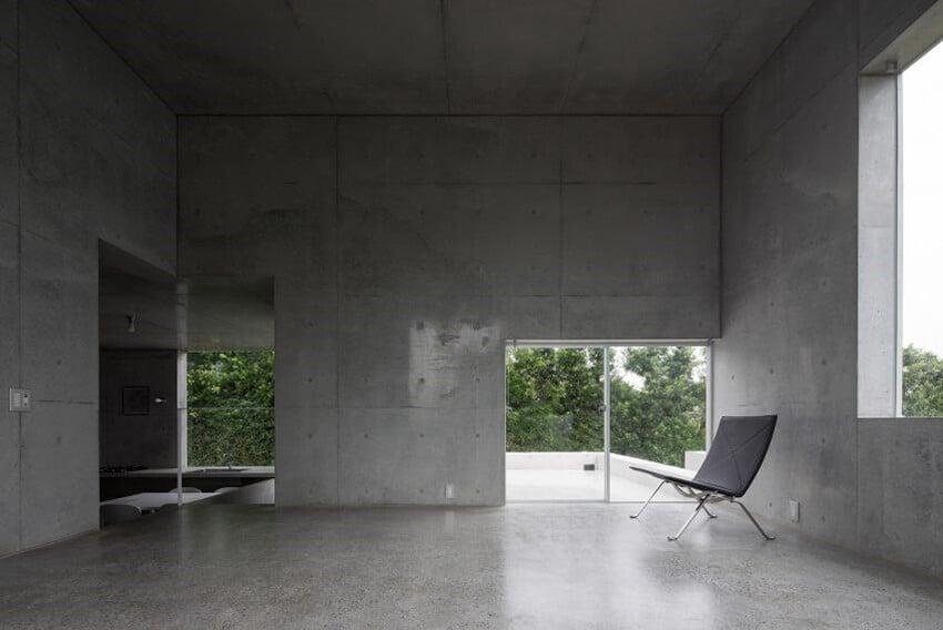 material beton rumah