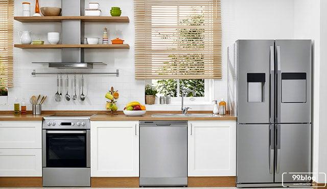 10 Contoh Kitchen Set Minimalis Beserta Kisaran Harga Terbaru 2020