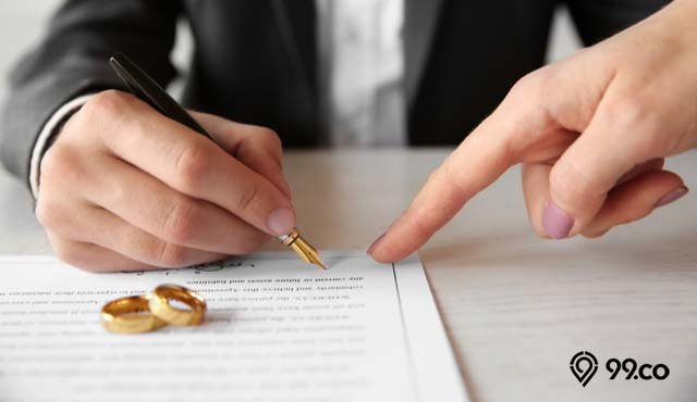 Contoh Surat Nikah Siri Yang Benar Agar Pernikahan Diakui Negara
