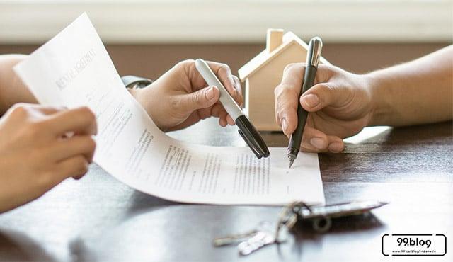 Contoh Surat Perjanjian Kontrak Rumah & Hal Penting yang Wajib Diperhatikan