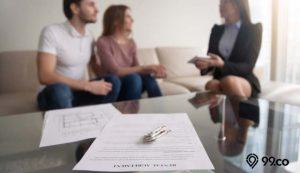 surat perjanjian sewa apartemen