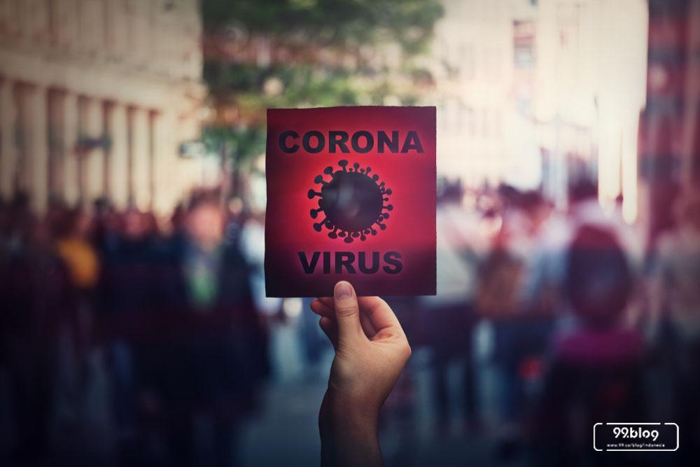 virus corona unik bisa dikendalikan