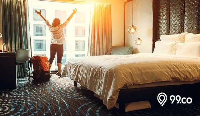 tipe kamar hotel Indonesia
