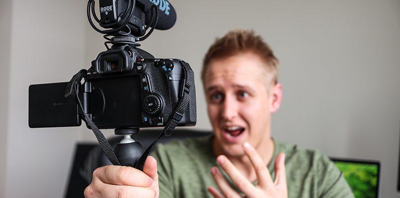 cara membuat video youtube