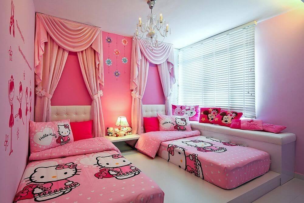 7 Tips Membangun Rumah Hello Kitty Tak Harus Selalu Serba Pink Lho