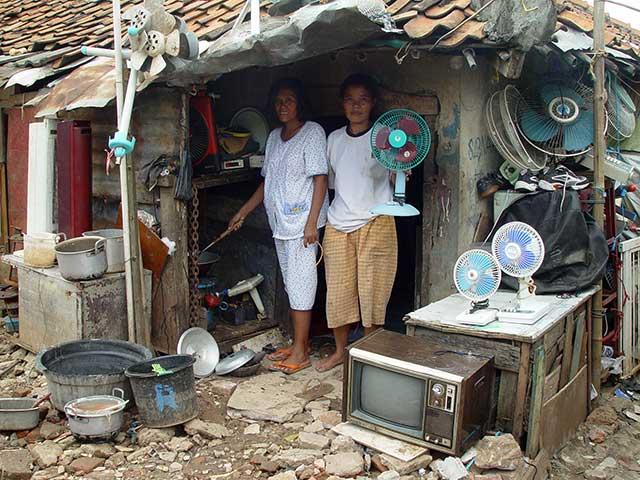 daerah termiskin di indonesia