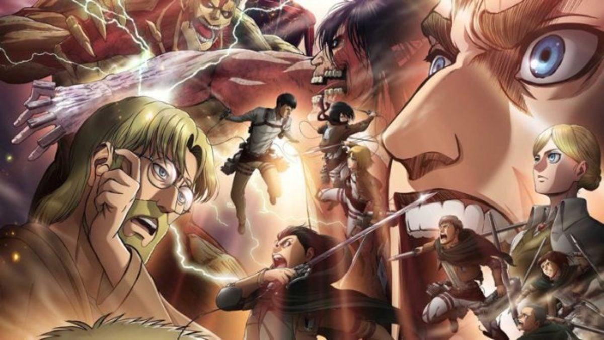 Final Season Shingeki no Kyojin