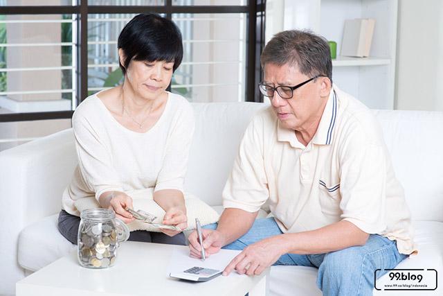 mempersiapkan dana pensiun