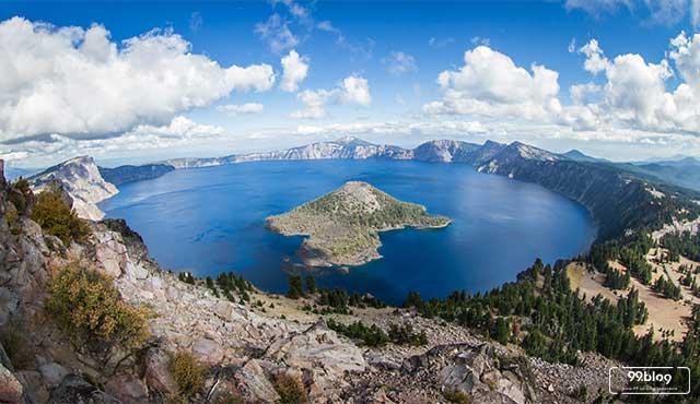 danau terdalam di dunia