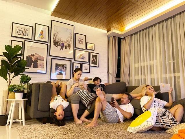 keluarga indra brasco