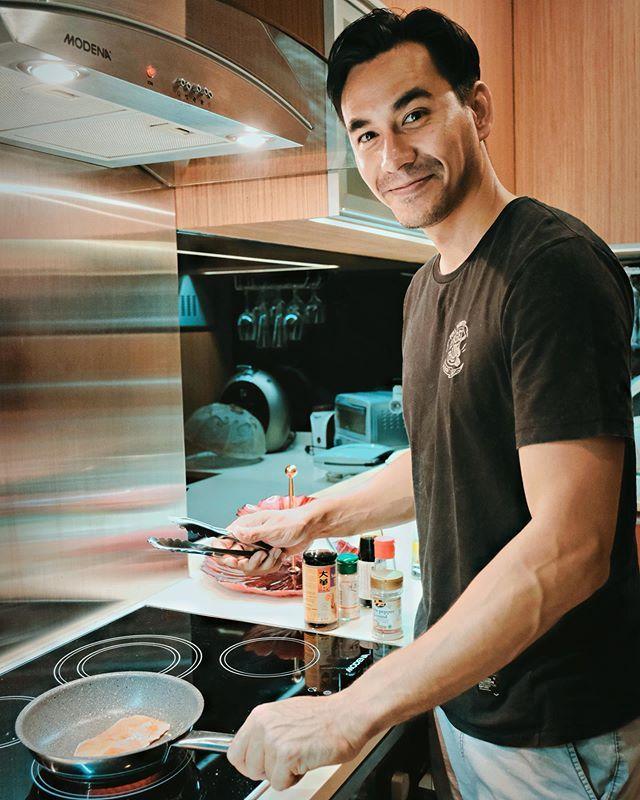 dapur bergaya modern