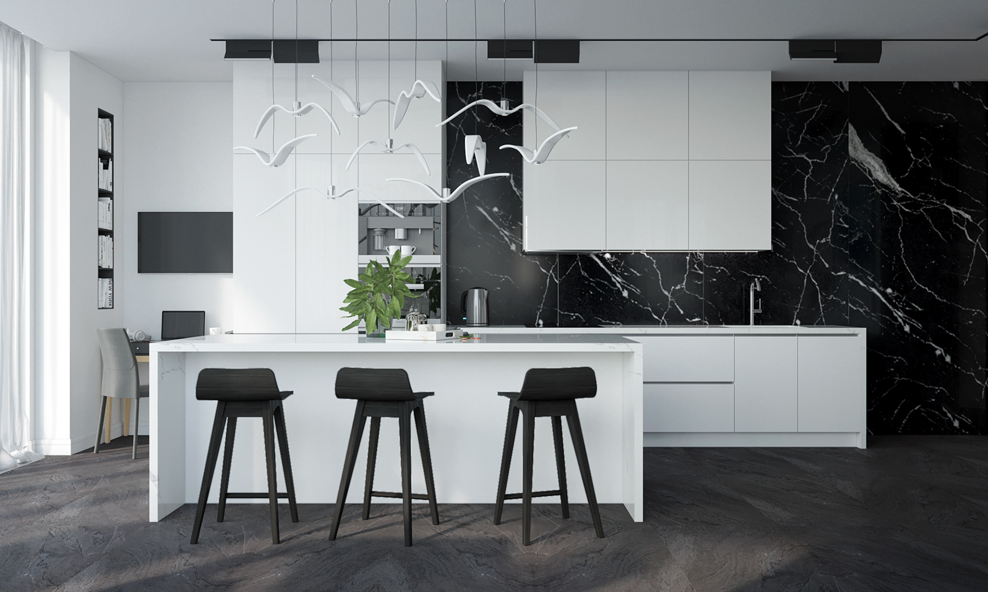 4 Inspirasi Desain Dapur Mewah yang Elegan  Mana yang Paling Keren?