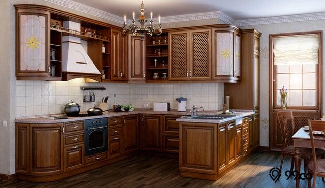 Yuk, Ikuti 7 Inspirasi Desain Dapur Klasik Ini | Serasa Kembali ke Tahun 1950-an!