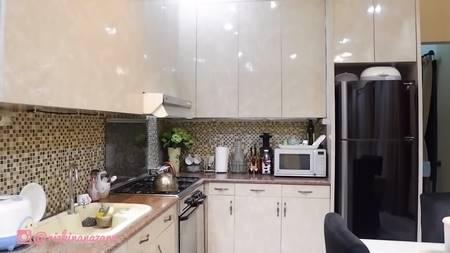 dapur rumah artis