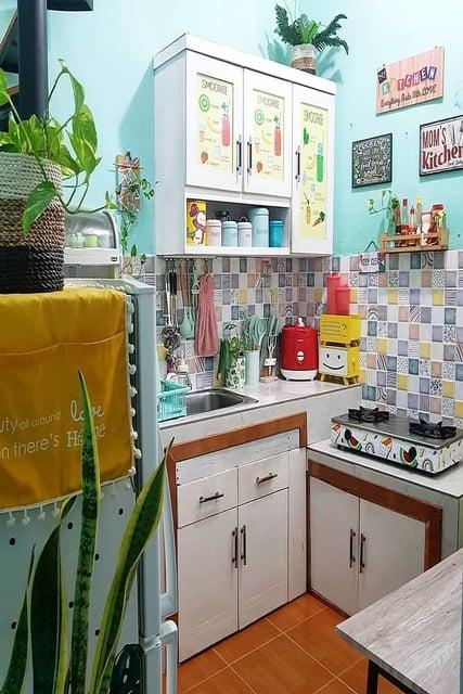 gambar dapur L