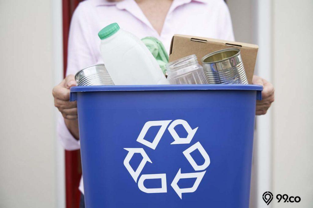 daur ulang limbah rumah tangga
