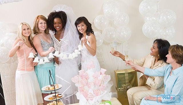13 Ide Dekorasi Bridal Shower Hemat Biaya. Bikin Sobat Kamu Terkejut!