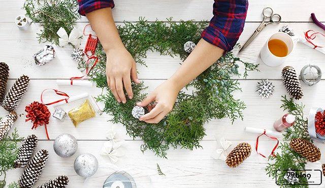 dekorasi natal unik